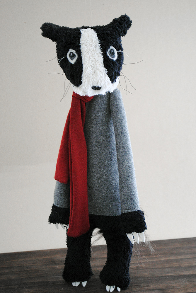 Badger, by minu