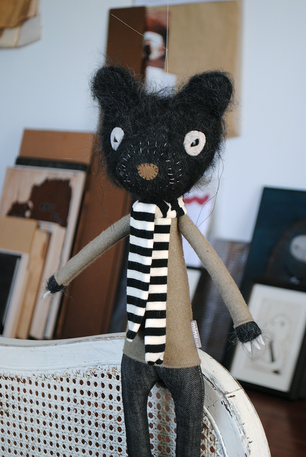 Collectable Designer Toy minu